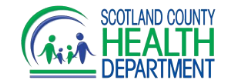 Scotland County Health Department Logo