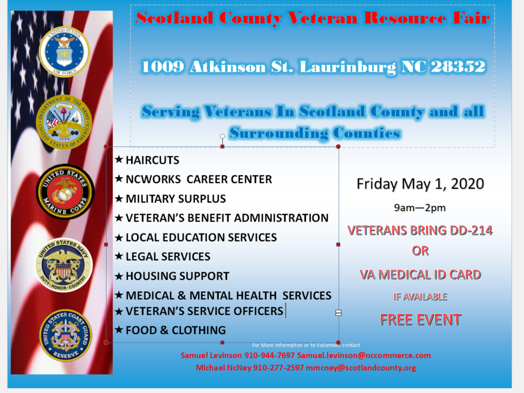 Veteran Resource Fair